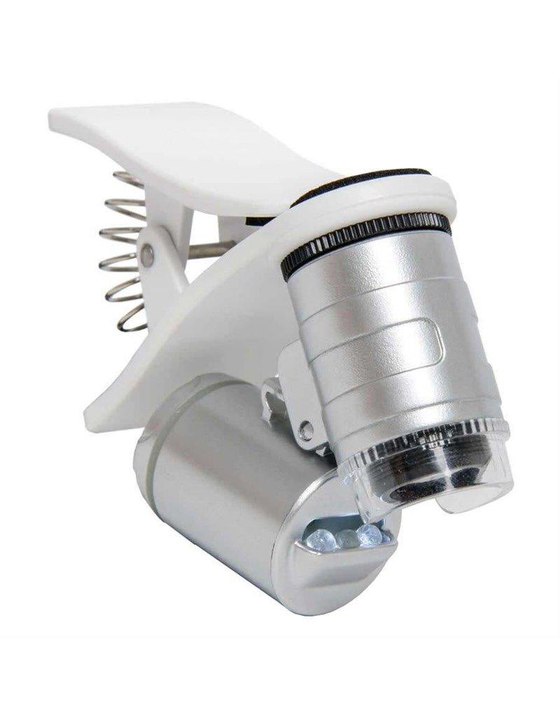 Active Eye Universal Phone Microscope 60x w/ Clamp