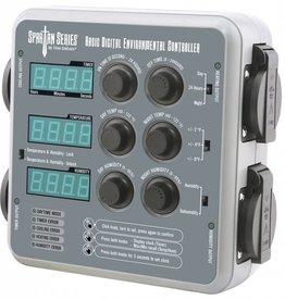 Titan Controls Titan Controls Spartan Series Basic Digital Environmental Controller (Temp/Humidity/Timer)