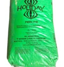 Holiday Holiday Perlite 112L Green bag