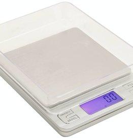 Measure Master Measure Master 3000 Gram Digital Table Top Scale w/ Tray
