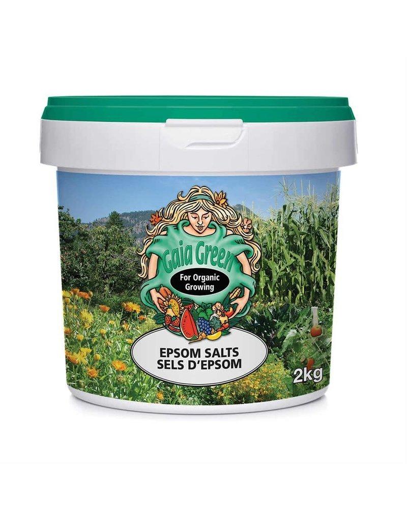 Gaia Green GG Epsom Salts 2 KG