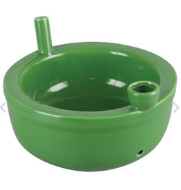 Roast And Toast Ceramic Cereal Bowl Pipe - 6"