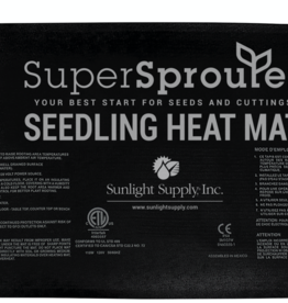 Super Sprouter Super Sprouter 4 Tray Seedling Heat Mat 21 in x 48 in