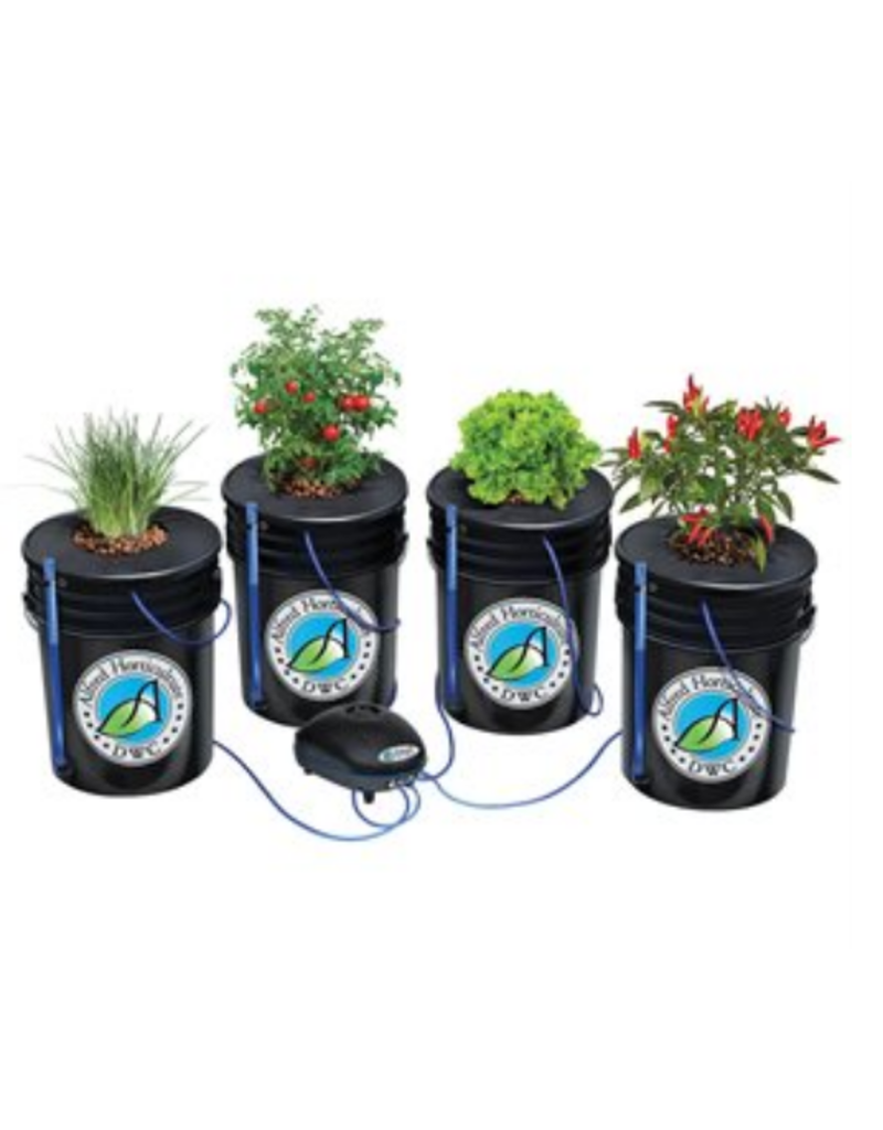 Alfreds Alfred DWC 4 Plant System