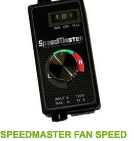SpeedMaster SpeedMaster Fan Speed Controller