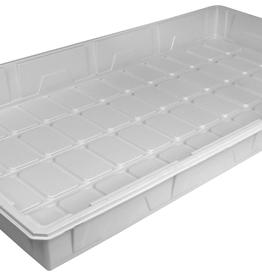 Flo n Gro Flo-n-Gro Premium Tray 3 ft x 6 ft ID - White