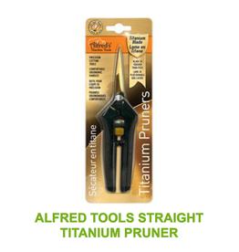 Alfreds Alfred Tools Straight titanium Pruner
