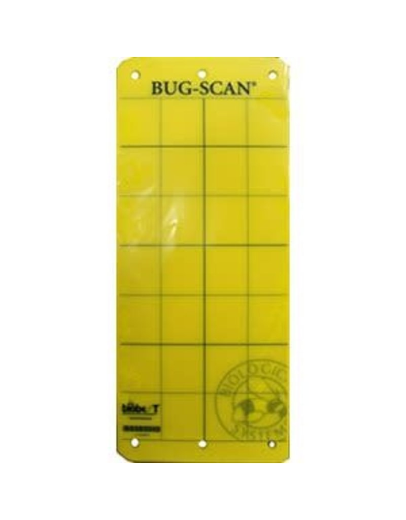 Bug-Scan Yellow Sticky Traps - 20 Per Bag