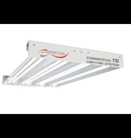 Hydrofarm Quantum T5 4', 8 Bulb Fixture 432w - Folds Up