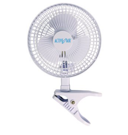 "Active Air Active Air 6"" Clip On Fan"