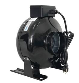 """Stealth Stealth Ventilation In-line Fan 120V 4"""" 189CFM"""
