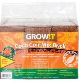 Plant!t Coco Coir Mix Brick