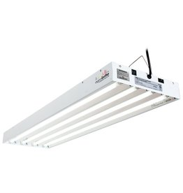 Agrobrite Agrobrite T5 4Ft 4 Tube Fixture w / Bulbs