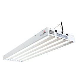 Agrobrite Agrobrite T5 4Ft 4 Tube Fixture w / Bulbs 240 volt Only