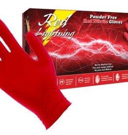 Red Lightning Red Lightning Powder Free Nitrile Gloves XX-Large