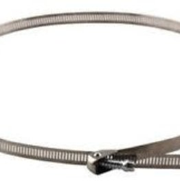 Ideal Air Ideal-Air Quick Release Stainless Steel Hose Clamps 2/Pack 8 inch