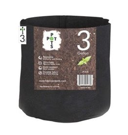Pot Pots Pot Pots 3 Gal Fabric Pot
