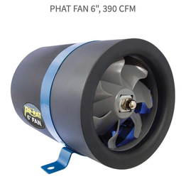 "Phat Filter Phat Fan 6"" - 390CFM"