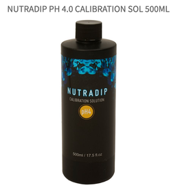 Future Harvest Nutradip PH 4.0 Calibration Solution