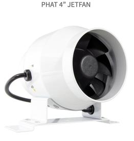 "Phat Phat 4"" Jetfan 160 CFM - 18w"