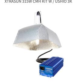 Xtrasun Xtrasun 315 Watt CMH Kit w/ Ushio 3K bulb
