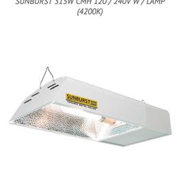 Sunburst Sunburst 315W CMH 120 / 240V w / Lamp (4200K)