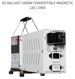 SG Ballast 1000w Convertible Magnetic