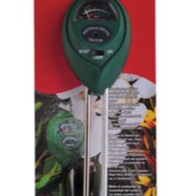Hydrofarm Bond 3 Way Soil Meter