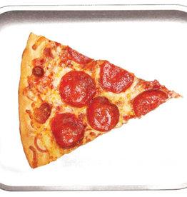 "Pulsar Pulsar Metal Rolling Tray - 11""x7"" | Pizza Slice"
