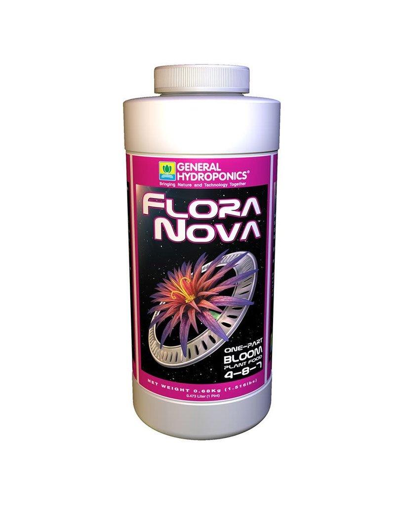 General Hydroponics GH FloraNova Bloom - 1 Pint / 473 ml