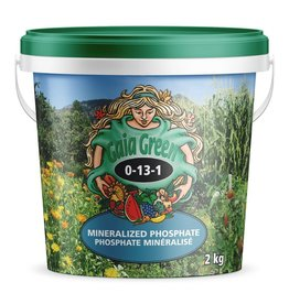 Gaia Green GG Mineralized Phosphate Pail 2Kg