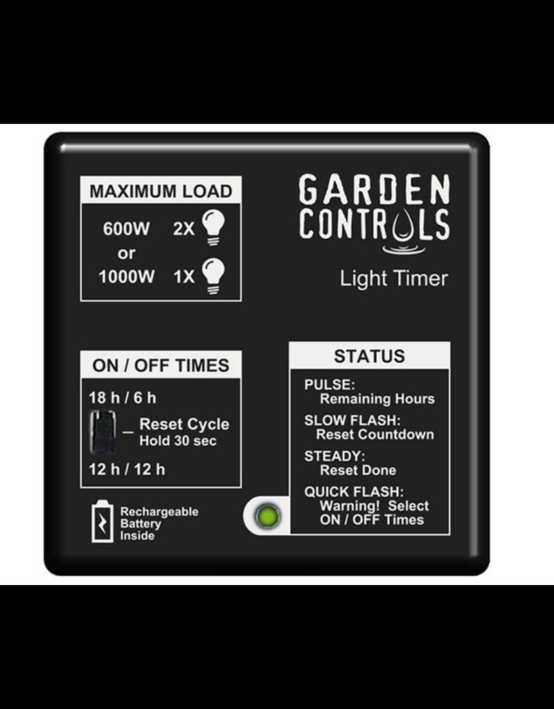 Garden Controls Garden Controls Light Timer