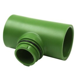 FloraFlex Flora Flex Flora Pipe Fitting 1 in Tee