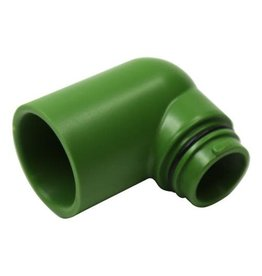 FloraFlex Flora Flex Flora Pipe Fitting 1 in Elbow