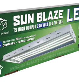 Sun Blaze Sun Blaze T5 LED 44 - 4 ft 4 Lamp 240 Volt