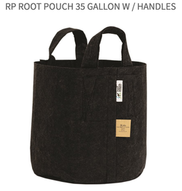 Root Pouch RP Root Pouch 35 gallon w / handles