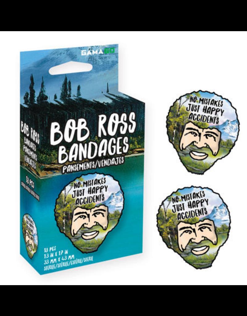 Bob Ross Bandages