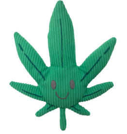 Pot Leaf Huggable Heating Pad