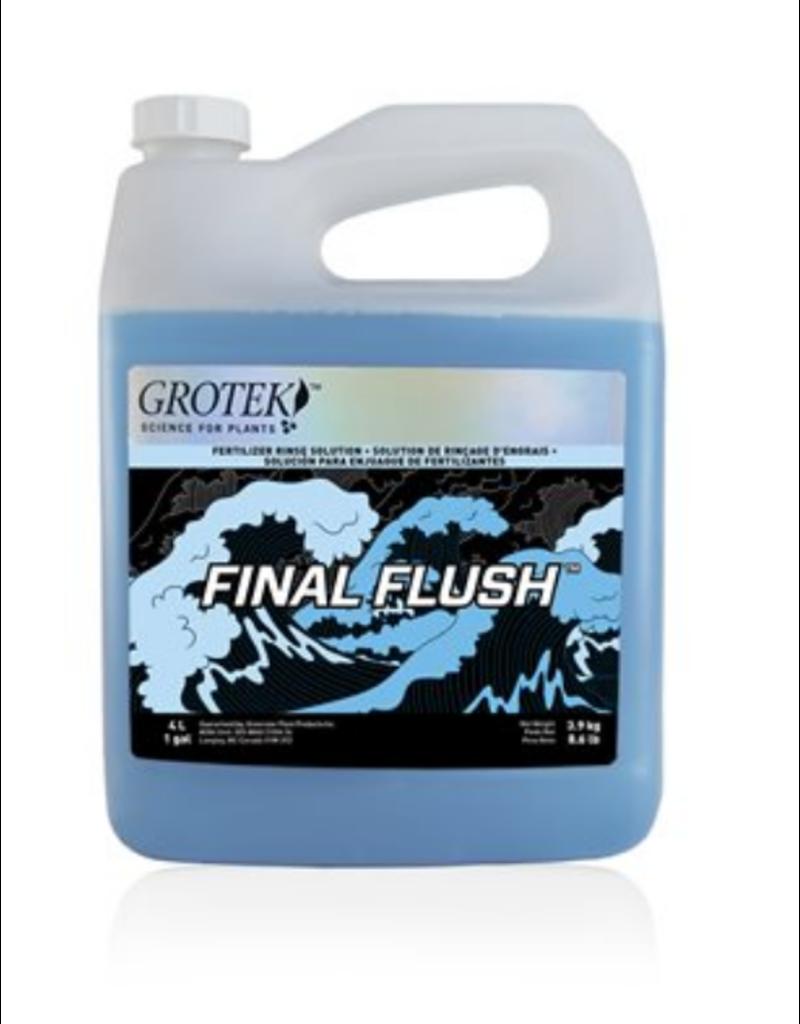 Grotek Grtk Final Flush Reg 4L CAN