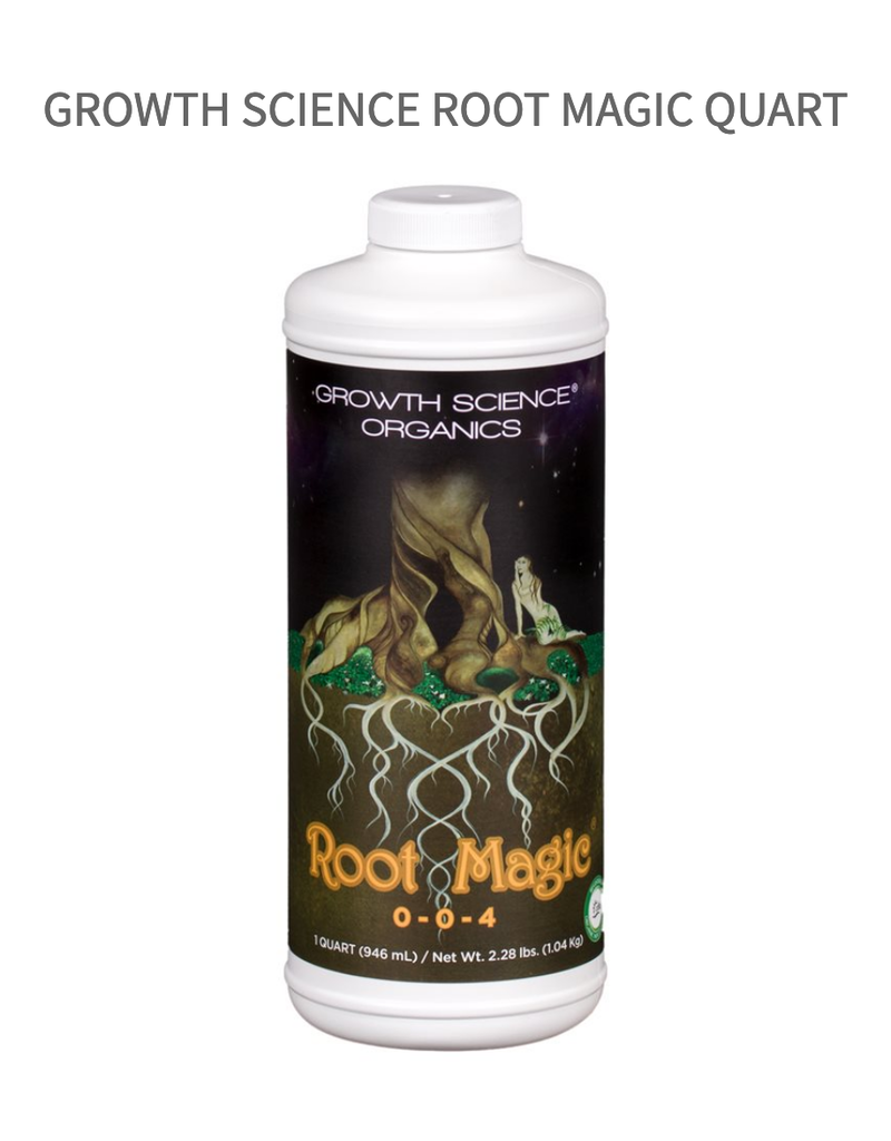 Growth Science Growth Science Root Magic - Quart / Litre