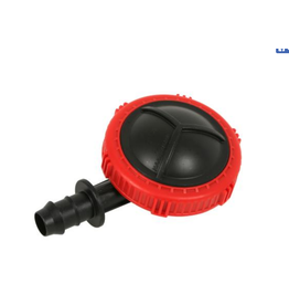 Jain Jain Lateral Flush Valve Barbed 1/2 inch (17mm) - Single