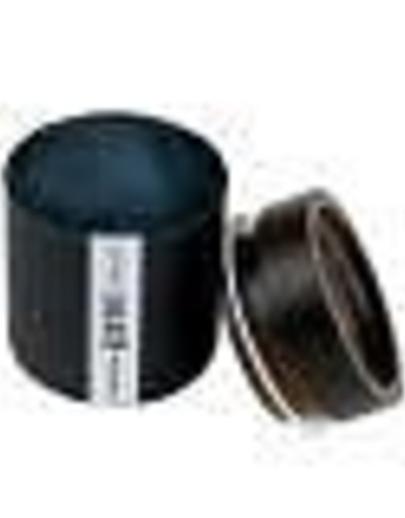 Ryot RYOT Black Jar w/ Silicone Seal and Walnut Tray Lid