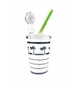 """8"""" Take Out Cup Rig w/ Dome & Nail"""