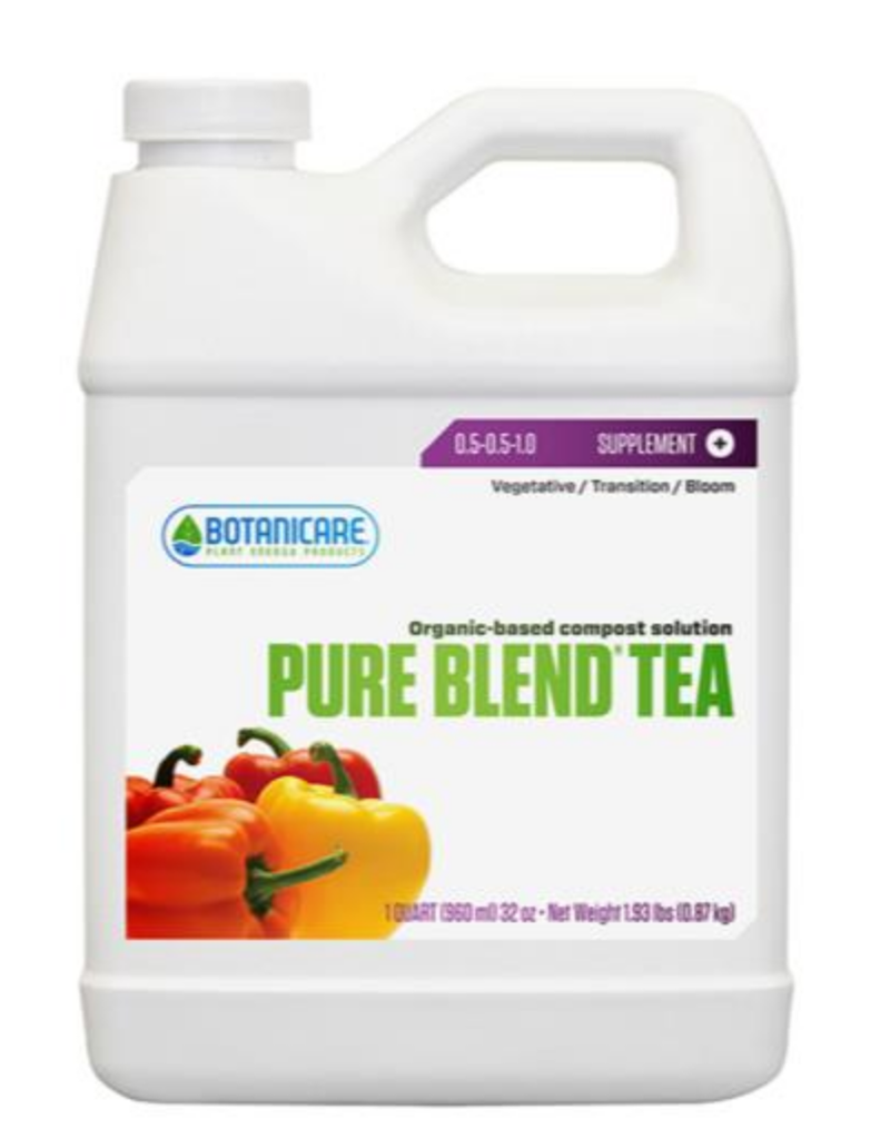 Botanicare Botanicare Pure Blend Tea Quart (12/Cs)