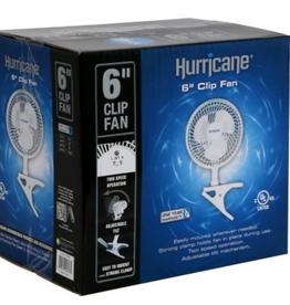 Hurricane Hurricane Classic Clip Fan - 6 in