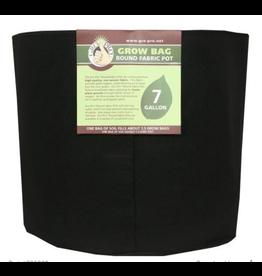 Gro Pro Premium Round Fabric Pot 7 Gallon (84/Cs)