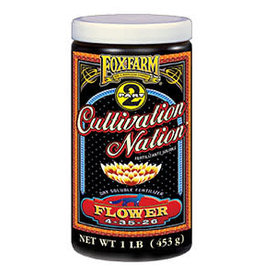 FoxFarm Fox Farm Cultivation Nation - 2 Part - Flower 1 lb