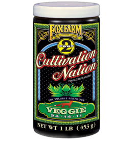 FoxFarm Fox Farm Cultivation Nation - 2 Part - Veggie 1 lb