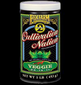 FoxFarm Fox Farm Cultivation Nation - Veggie 1 lb