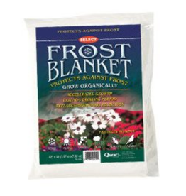Quest Que Frost Blanket 5' X 20'- White